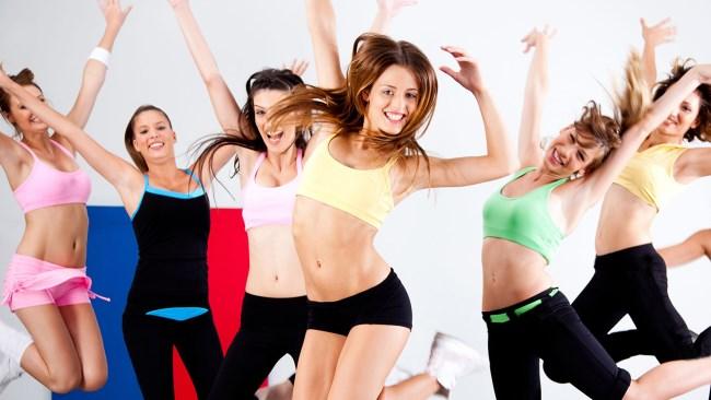 Танцевальный фитнес – гармония духа и тела