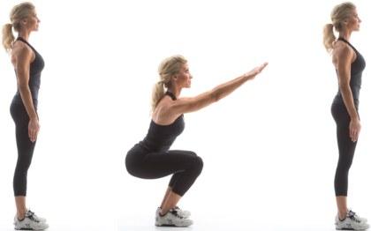 Упражнения на внешнюю часть бедра (ушки) в домашних условиях, тренажерном зале