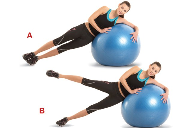 Эффективные упражнения быстро убрать живот и бока в домашних условиях