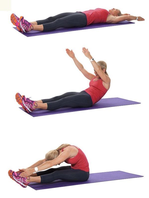 Пилатес– упражнения для начинающих, техника