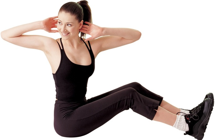 Упражнения для ягодиц в домашних условиях. Эффективный комплекс для накачки ног и бедер женщине
