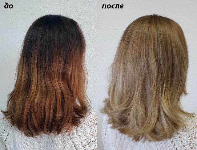 Осветление волос в домашних условиях народными средствами: перекисью, био краской хной, ромашкой, корицей и другими средствами