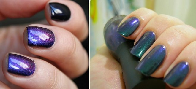 Зеркальный лак для ногтей. Как делать зеркальный маникюр втиркой. Фото идей и дизайнов