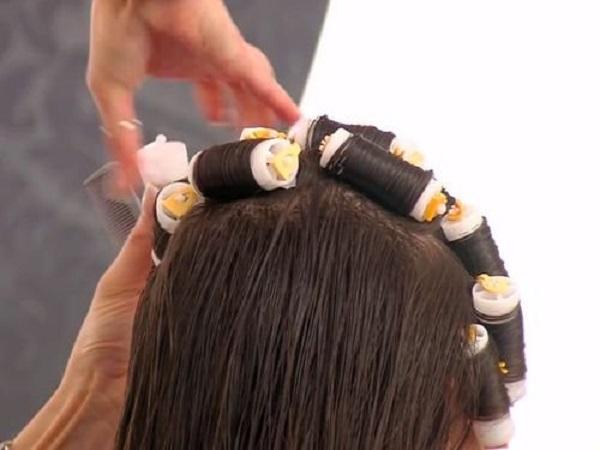 Биозавивка волос – как делается на средние и длинные волосы, фото до и после, отзывы