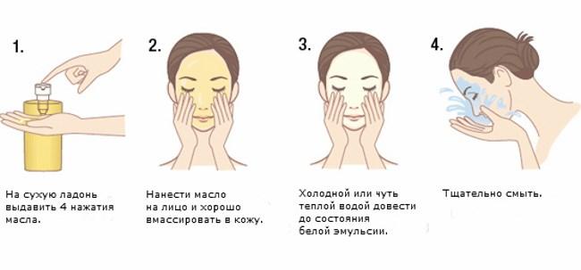 Гидрофильное масло - что это, как умываться, как использовать для волос, кожи, снятия макияжа. Домашние рецепты