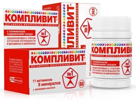 Можно ли принимать витамины при простатите