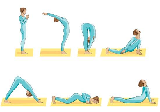 Упражнения для спины, осанки женщин, при остеохондрозе, сколиозе, грыже. Тренировка с гантелями и без в домашних условиях