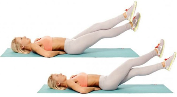 Упражнения для похудения в зоне бедер и ягодиц. Как выполнять, программа тренировок для женщин