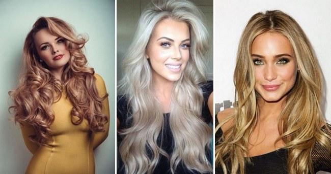 Цвет волос, модный в 2019 году. Фото модных тенденций для блондинок, брюнеток сезона весны, лета, осени, зимы
