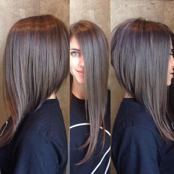 Стрижка боб на короткие волосы фото, вид спереди и сзади. Каре боб с удлинением, челкой