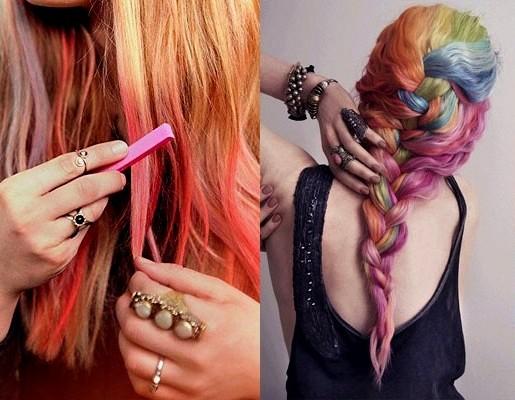 Как покрасить волосы самой себе в домашних условиях. Эффективные методы
