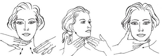Как убрать второй подбородок быстро за неделю в домашних условиях. Упражнения гимнастики для лица, массаж, маски