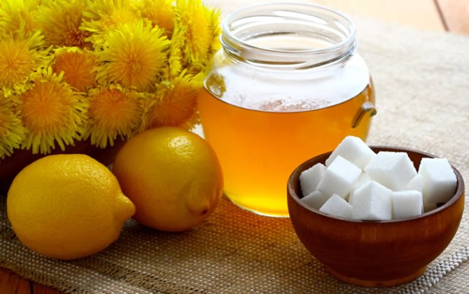 Паста для шугаринга, как сварить сахарную пасту с лимоном, в микроволновке, рецепт, как пользоваться
