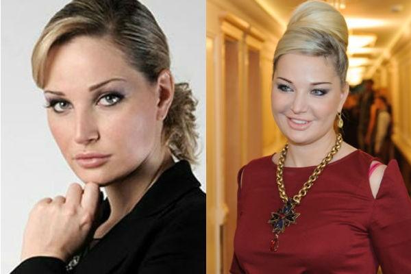 Мария Максакова до и после пластики фото. Биография и личная жизнь, дети оперной певицы. Пластические операции