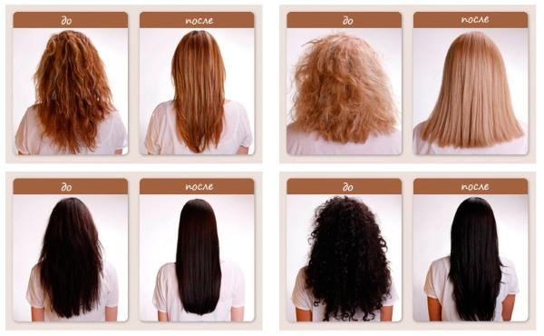 Экранирование волос - что это такое, польза, сколько держится эффект, рецепт, как делается в домашних условиях, фото