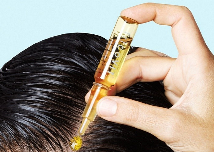 Какие витамины колоть от выпадения волос