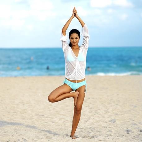 Йога для начинающих в домашних условиях для похудения и здоровья. Видео уроки