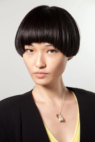 Модные ассиметричные стрижки на короткие волосы. Новинки 2018, фото, вид спереди и сзади