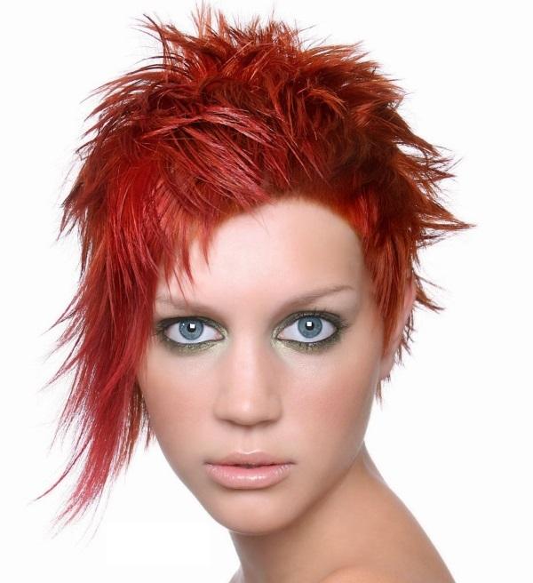 Модные ассиметричные стрижки на короткие волосы. Новинки 2021, фото, вид спереди и сзади