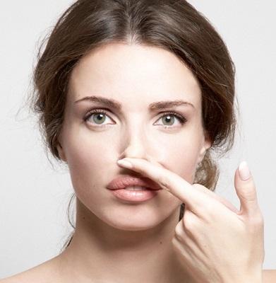 Как уменьшить нос, изменить форму без операции, визуально с помощью макияжа, корректора, косметики, упражнений и инъекций