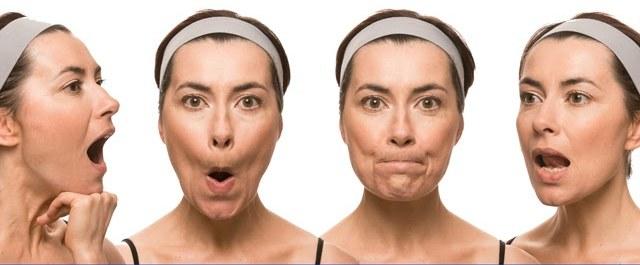 Подтяжка лица овала - лифтинг, кремы для кожи, нити, маски, упражнения в домашних условиях. Фото