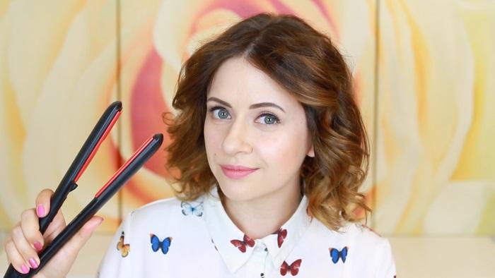 Укладка волос на короткие волосы в домашних условиях – модно и оригинально, фото
