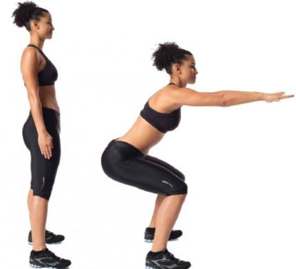 Упражнения для накачки мышц ног, похудения для девушек. Программа тренировок на неделю с описанием. Результаты и фото