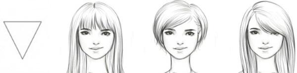 Модные челки на длинные волосы. Стрижки - новинки 2019, фото