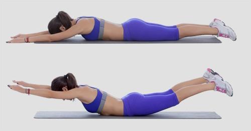 Эффективные упражнения для накачки верхних и нижних мышц ягодиц. Как похудеть в домашних условиях
