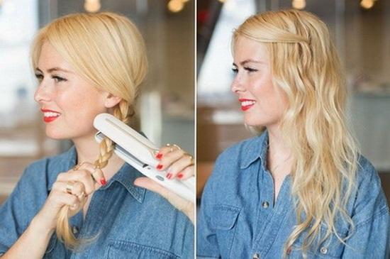 Как сделать красивые волны на волосах: крупные и мелкие, ретро, пляжные, легкие, голливудские