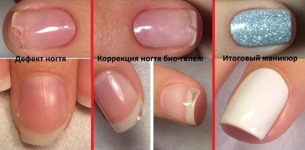 Как укрепить ногти гелем под гель лак. Какие гели лучше использовать, как проходит процедура пошагово. Инструкция с фото