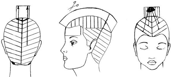 Каскадные стрижки на длинные волосы с челкой, без челки, овальное лицо, фото