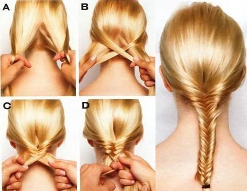 Как сделать кудри на средних волосах