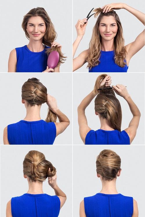 Красивые прически на короткие волосы. Быстрые и легкие укладки за 5 минут
