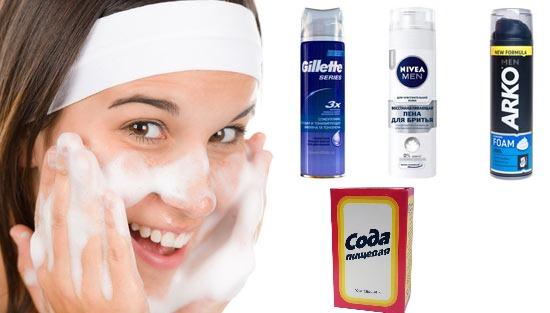 Маска с содой для лица от морщин, прыщей, черных точек, пигментных пятен. Рецепты и применение в домашних условиях