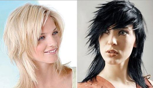 Модные женские стрижки на средние, короткие и длинные волосы. Новинки 2019, фото