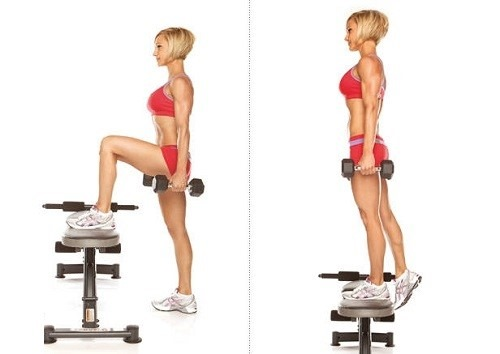 Тренировки для набора мышечной массы для девушек: силовая, кардио тренировка, разминка
