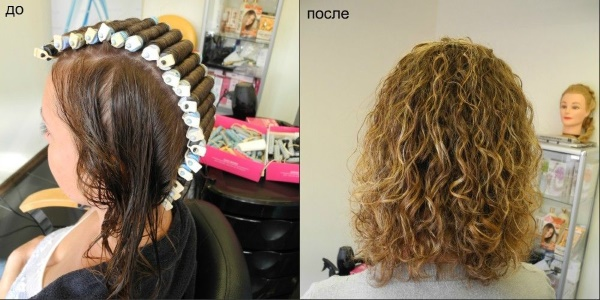 Долговременная укладка на длинные волосы, короткие, средние.Как сделать красивые крупные локоны в домашних условиях. Фото
