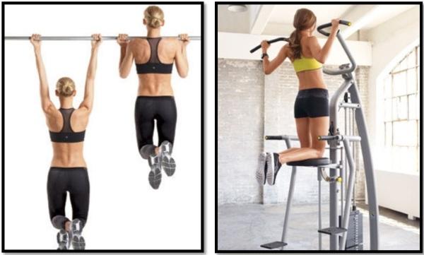 Как накачать спину в домашних условиях и в зале девушке. Упражнения со штангой, гантелями, на турнике и без, с собственным весом