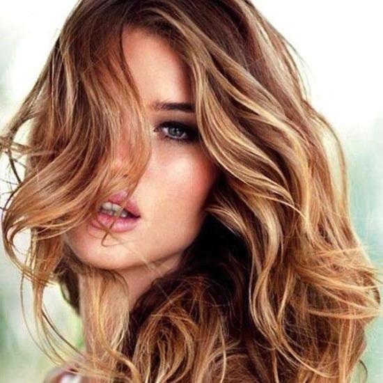 Окрашивание балаяж на светлые волосы актуальные варианты на осень