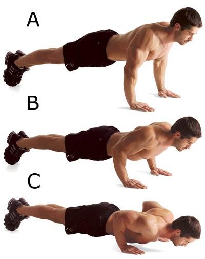 Отжимания от пола – программы тренировок для начинающих девушек и мужчин для набора массы грудных мышц. Программа «100 раз за 6 недель»