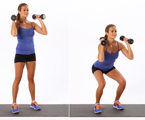 Система похудения и обретения стройной фигуры за 30 дней от Джилиан Майклс: 1, 2, 3 уровень, как выполнять, фото и видео уроки