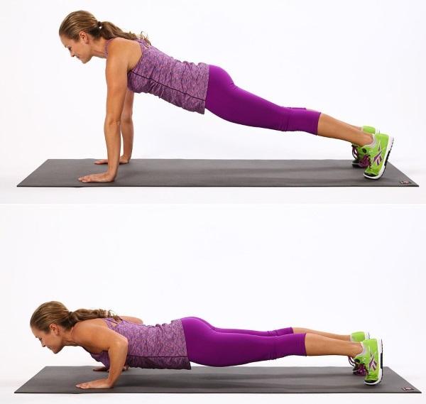 Упражнения для набора мышечной массы для девушек дома и в тренажерном зале, основные и базовые. Программа тренировок