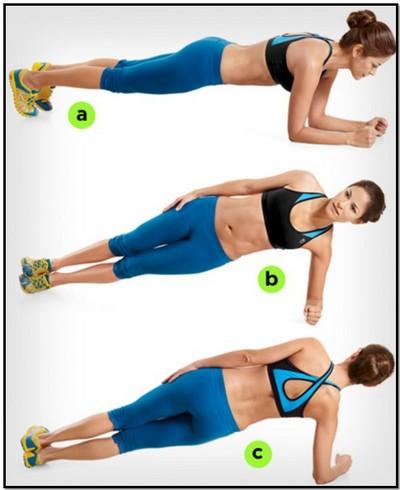 Упражнения для осанки спины в тренажерном зале, домашних условиях для девушек, женщин, подростков. Как выполнять, картинки и видео