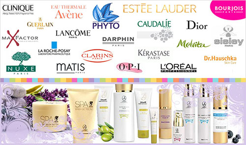 Французская косметика – бренды. Список профессиональных марок: натуральная, аптечная, уходовая, лечебная
