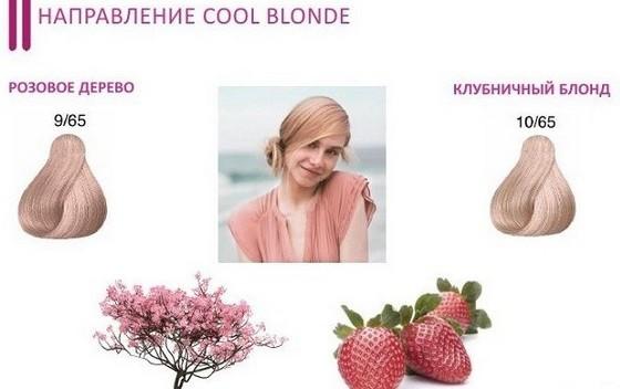 Цвет волос клубничный блонд. Фото, кому идет, краски, чем краситься в домашних условиях, как добиться