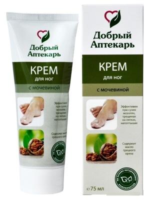 Кремы с мочевиной для ног, рук, тела, лица. Рейтинг лучших при дерматите, размягчающие и лечебные средства
