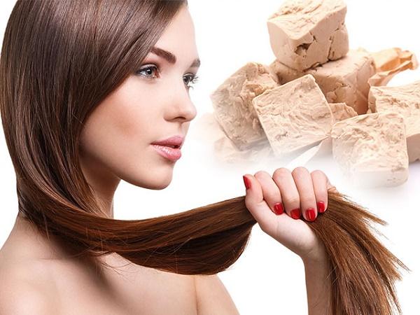 Маска для волос дрожжевая для роста