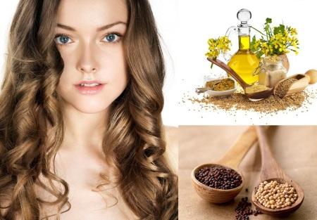 Маска для волос с горчицей от выпадения и для роста. Рецепты с медом, сахаром, репейным маслом, яйцом. Как часто можно делать. Фото