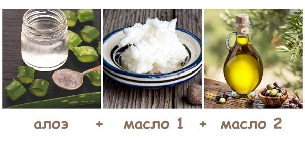 Маски для лица с алоэ омолаживающие рецепты, от прыщей, морщин, черных точек и для молодой кожи